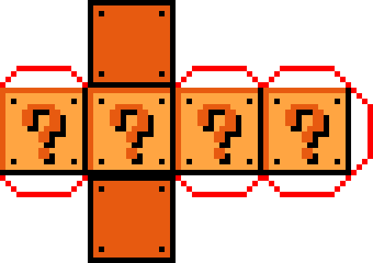 Mario Question Block 8 Bit | www.pixshark.com - Images ...