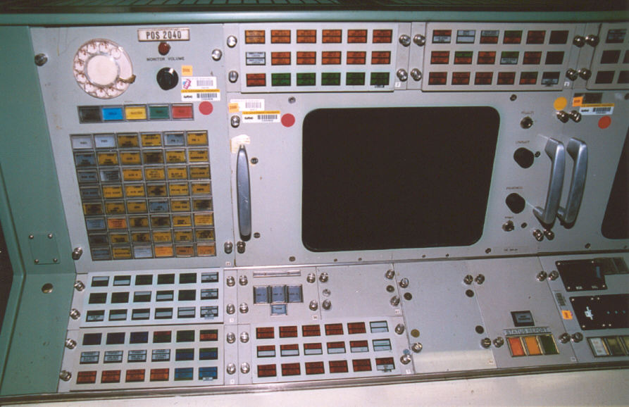 apollo capsule control panel - photo #46