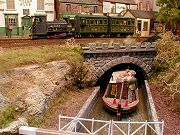 Leith & Diggle Light Railway