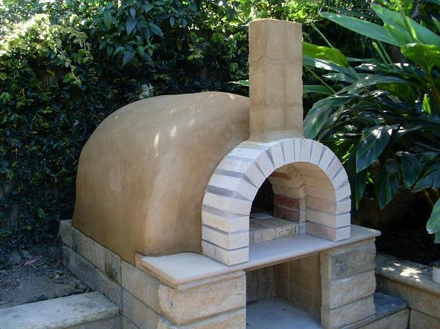 pizza oven. Why Make a Pizza Oven?